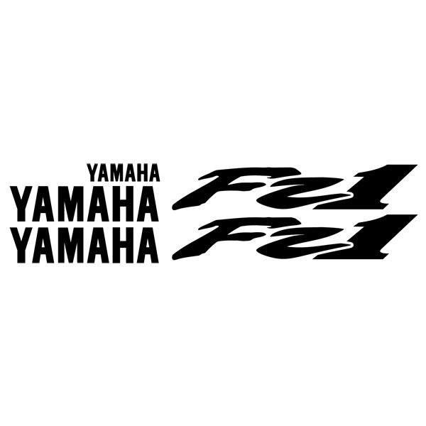 Aufkleber: FZ1 2002-03