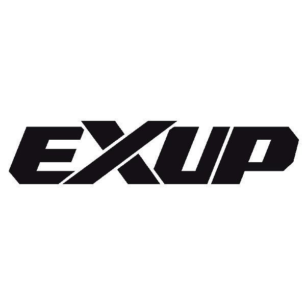 Aufkleber: Exup