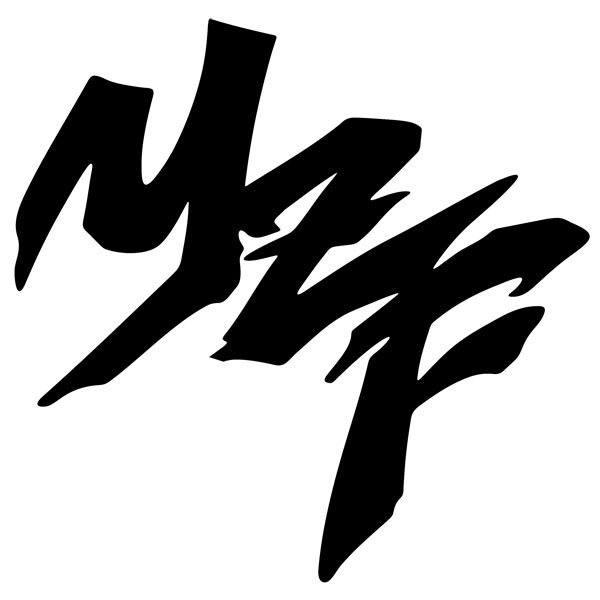 Aufkleber: YZF