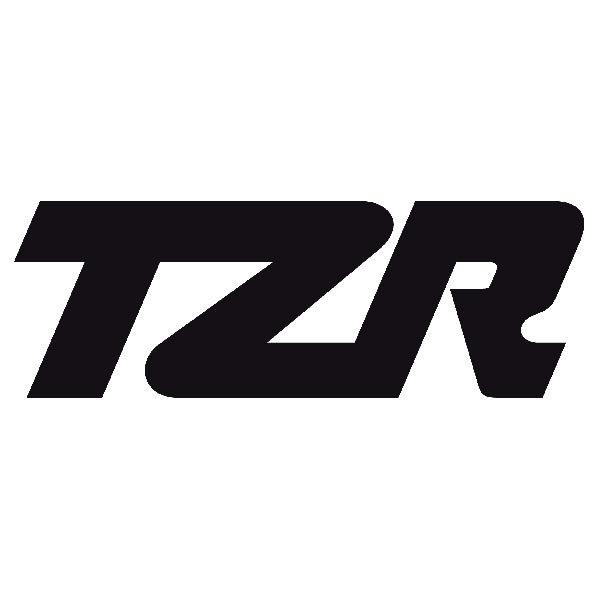 Aufkleber: TZR