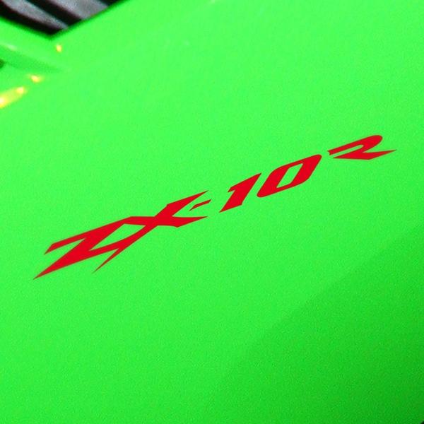 Aufkleber: ZX-10
