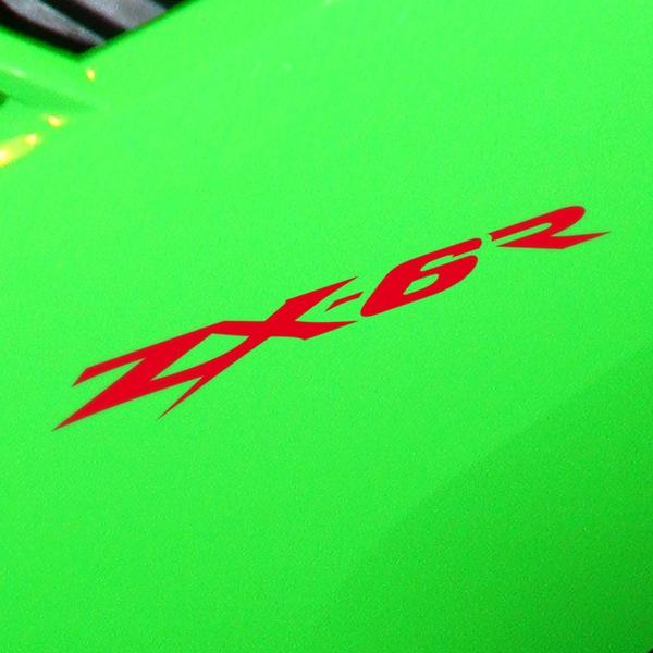 Aufkleber: ZX-6
