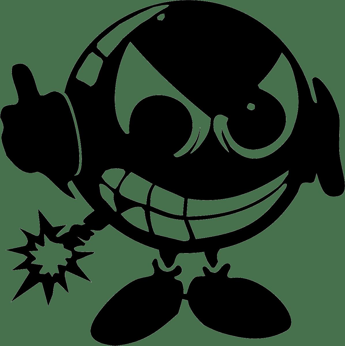 Aufkleber: Bomba