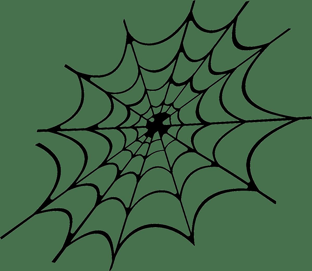 Aufkleber: Tela de Araña 2
