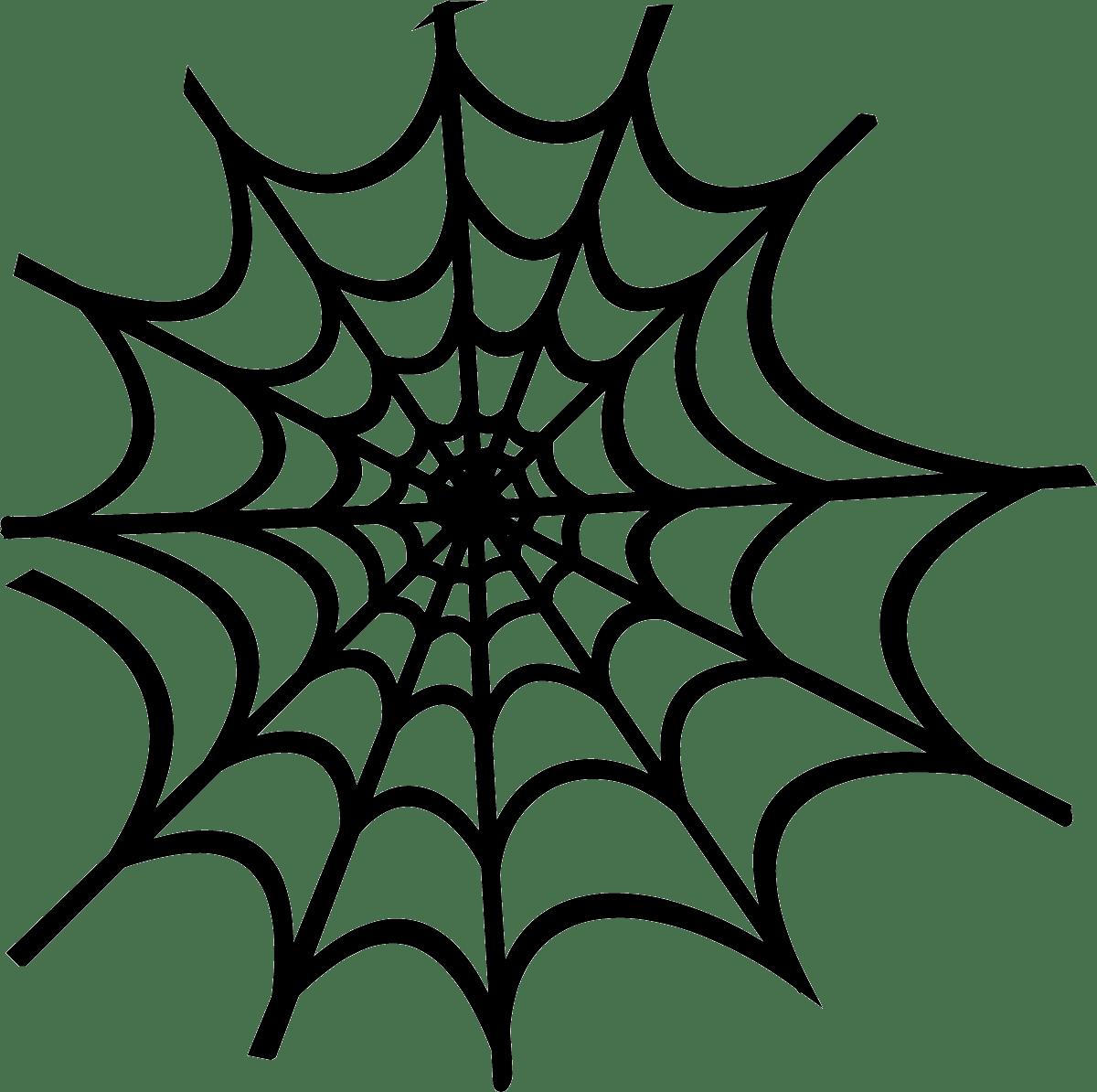 Aufkleber: Tela de Araña