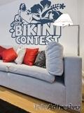 Wandtattoos: Bikini Contest 2