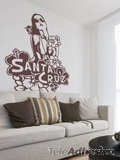 Wandtattoos: Santa Cruz 1