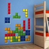 Wandtattoos: Color block 0