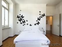 Wandtattoos: Kit 24 Schmetterlinge 2