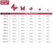 Wandtattoos: Kit 24 Schmetterlinge 4