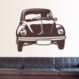 Wandtattoos: Bettle car 3