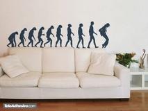 Wandtattoos: Evolution Jackson 2