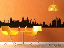 Wandtattoos: London Skyline 2