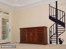 Wandtattoos: Schnecke stairs 2