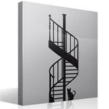 Wandtattoos: Schnecke stairs 4