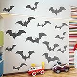 Wandtattoos: Bats 0