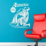 Wandtattoos: zodiaco 45 (Acuario) 2