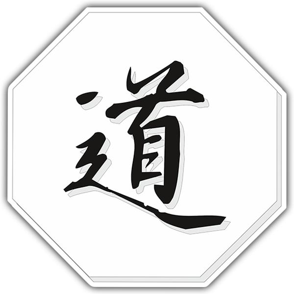 Aufkleber: Ying Yang