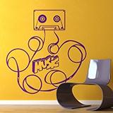Wandtattoos: Music 3