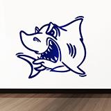 Wandtattoos: Shark 0