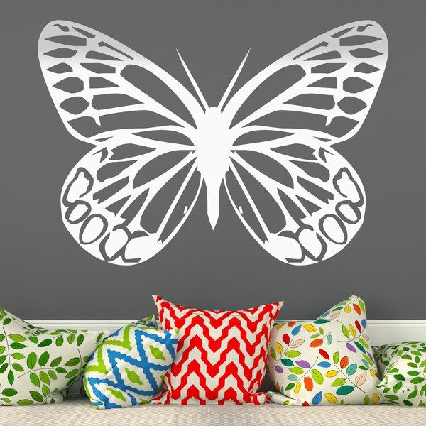 Wandtattoo Schmetterling Tachochila Mannlich Webwandtattoo Com