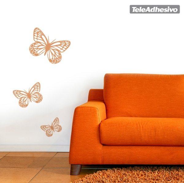 Wandtattoos: Schmetterling