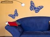 Wandtattoos: Schmetterling 1