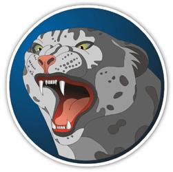 Aufkleber: Tiger 5