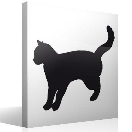 Wandtattoos: Tiere Silhouetten 107