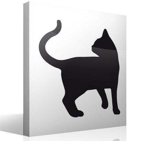 Wandtattoos: Tiere Silhouetten 110