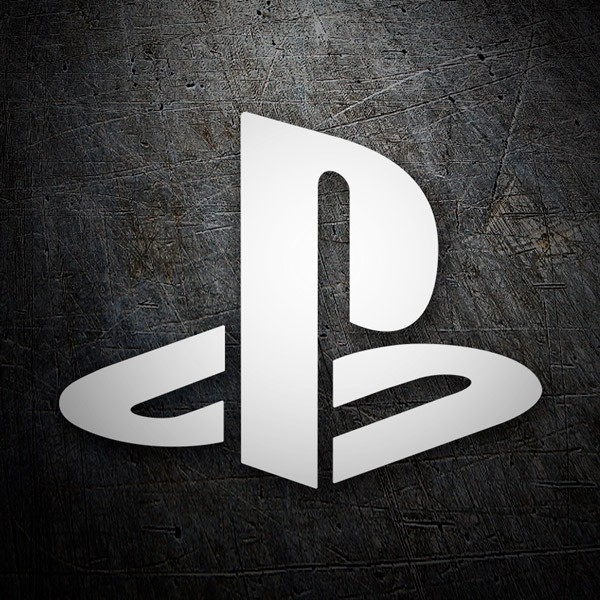 Aufkleber: Play Station 1 Logo