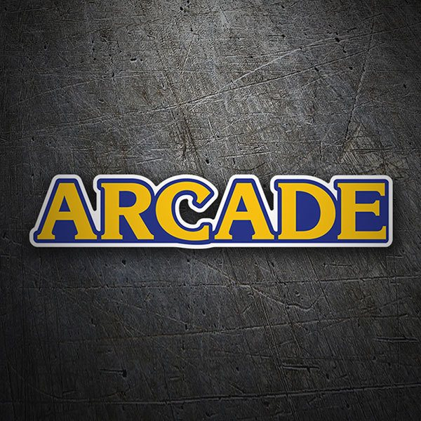 Aufkleber: Arcade Version Capcom