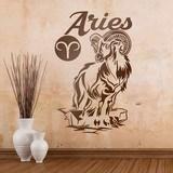 Wandtattoos: zodiaco 11 (Aries) 2