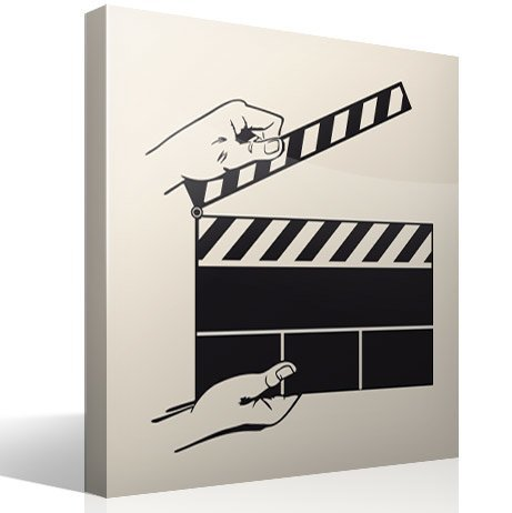 Wandtattoos: Film Slate