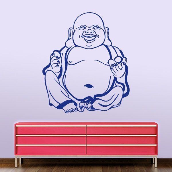 Wandtattoos: Budha