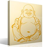 Wandtattoos: Budha 3