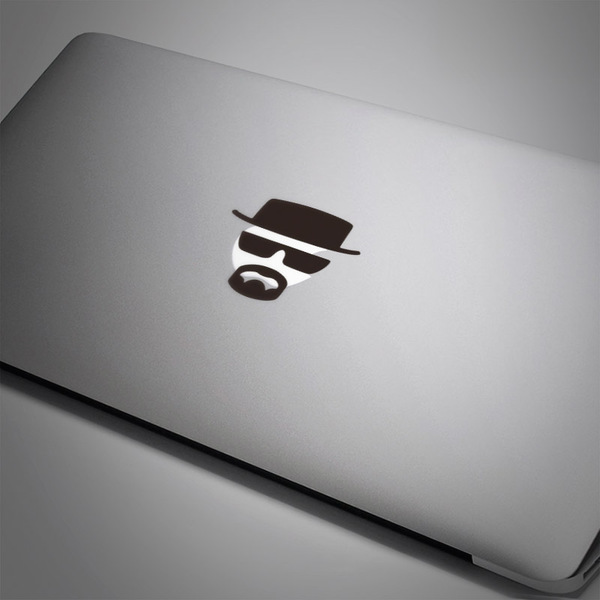 Macbook Aufkleber Laptop