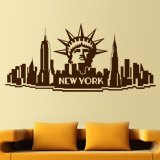 Wandtattoos: New York City 4