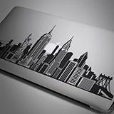 Aufkleber: Skyline von New York 1