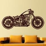 Wandtattoos: Harley Motorbike 2