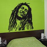 Wandtattoos: Bob Marley 4
