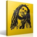 Wandtattoos: Bob Marley 6