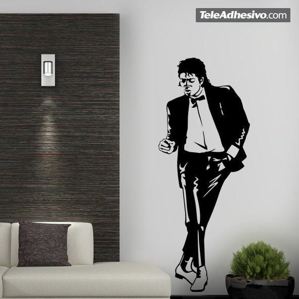 Wandtattoos: Michael Jackson