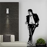 Wandtattoos: Michael Jackson 2