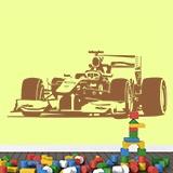 Wandtattoos: Formel 1 2