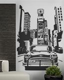 Wandtattoos: Taxi Nueva York 6