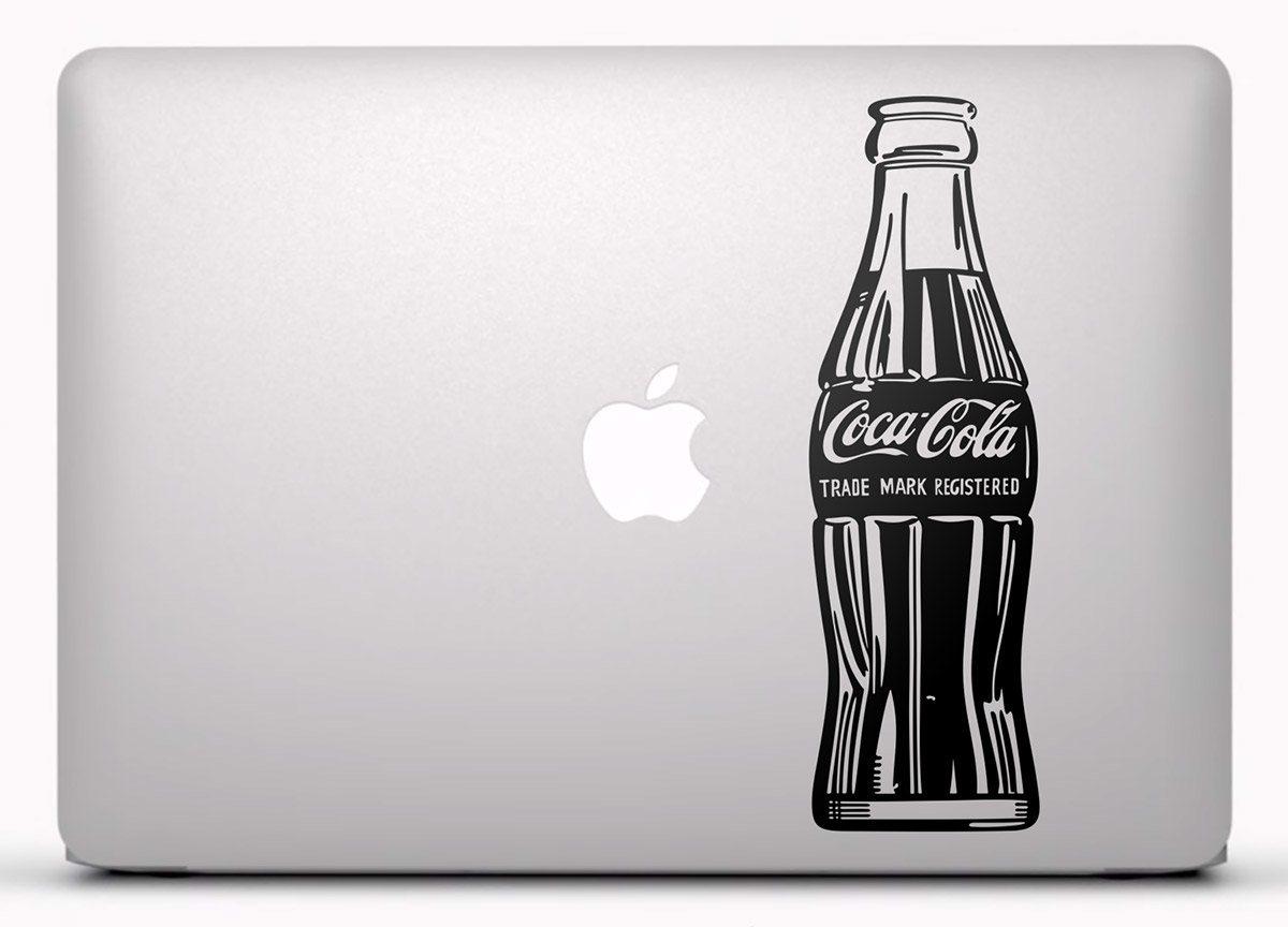 Aufkleber: Andy Warhol Coca Cola
