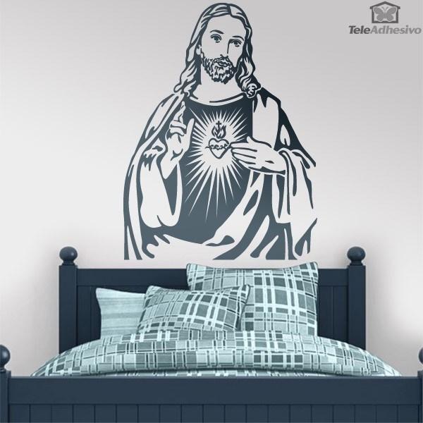 Wandtattoos: Jesus Christus