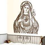 Wandtattoos: Jungfrau Maria 2