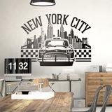 Wandtattoos: New York City 2 0